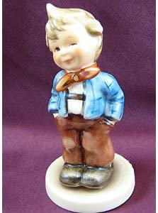 Hummel MI Hummel Figurines Scamp 3 1 2