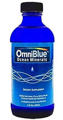 OmniBlue Ocean Minerals 8 ounces