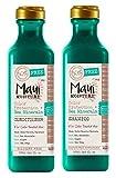 Maui Moisture Color Protection & Sea Mineral Oil Shampoo & Conditioner Set 19.5 Ounce