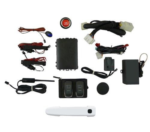 EasyGO AM-XB-040 Smart Key Remote Start and Alarm System ...