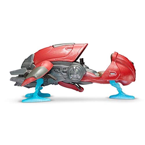 "Exclusive Set Halo 4"" Figure & Vehicle Banished Ghost & Elite Warlord"