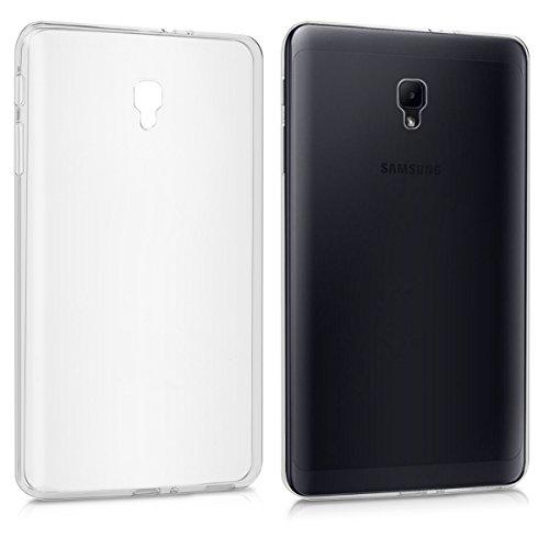 kwmobile Samsung Galaxy Tab A 8.0 (2017) Case - Crystal TPU Cover for Samsung Galaxy Tab A 8.0 (2017) - Transparent