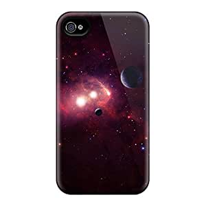 New Cute Funny Red Space Cases Covers/ For Samsung Galaxy S6 Case Cover s
