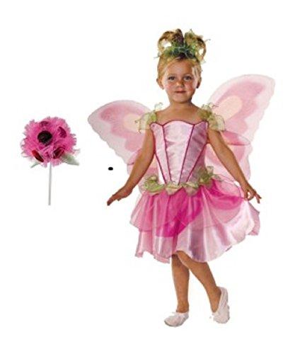 Springtime Fairy Childrens Costumes (Little Girls' Springtime Fairy Costume and Wand Set)