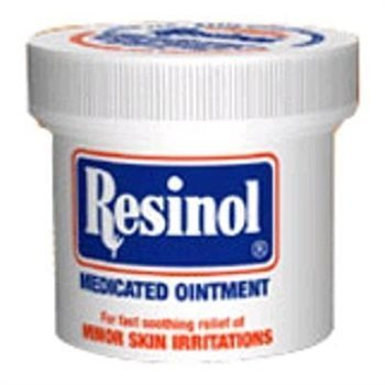 Resinol Ointment Jar 3.3oz(3 Pack)