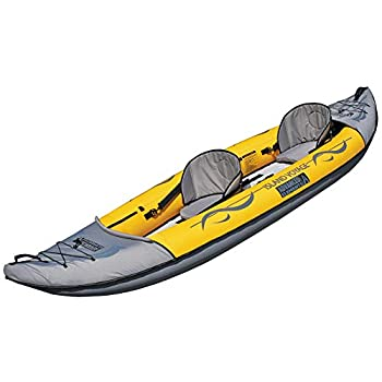 Image of ADVANCED ELEMENTS Island Voyage 2 Inflatable Kayak Kayaks
