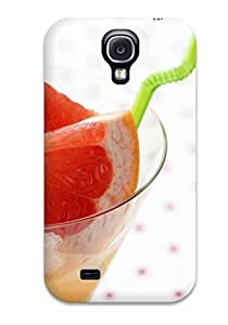 Tpu Fashionable Design Fresh Sherbet Rugged Case Cover For Galaxy S4 New