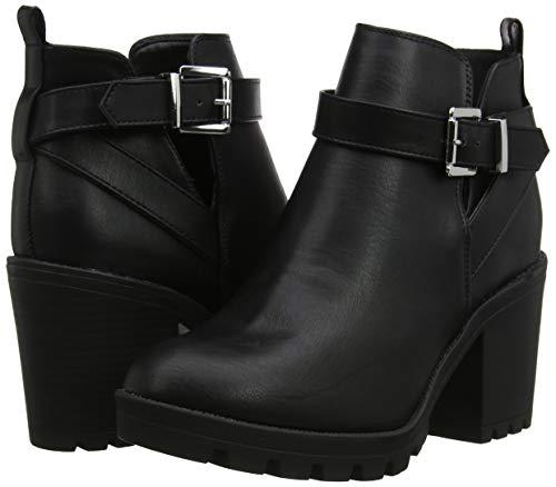 black Foot Para Botines Look Billie Mujer New Negro 1 Wide aq8gwxWEP