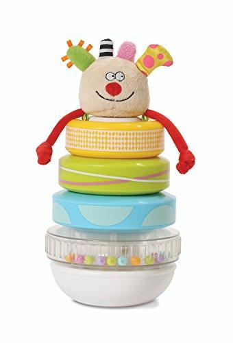 Taf Toys Juguete para Bebes Anillos Apilables de Kooky