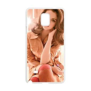WJHSSB Customized Selena Gomez Hard Cover Case For Samsung Galaxy Note 4