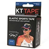 KT Tape Kinesiology Therapeutic Tape Precut Strips - 3PC