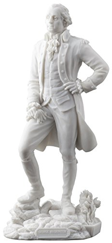 George Washington Standing Statue Sculpture – Founding Father