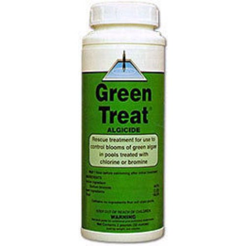 (United Chemical Green Treat Algicide for Swimming Pools & Spas)
