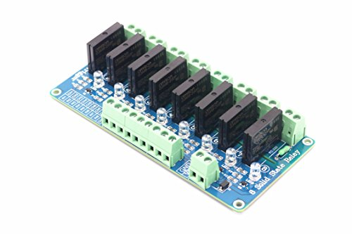 8 Channel 12V Relay Module Board Optocoupler Protection Power - 2