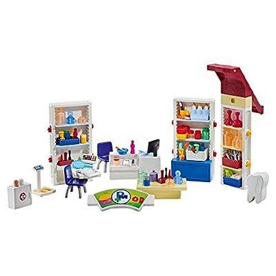 PLAYMOBIL Pharmacy Add ons 9808: Toys & Games