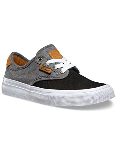 Vans Y Chima Ferguson Pro, Baskets mode unisex 4d Black