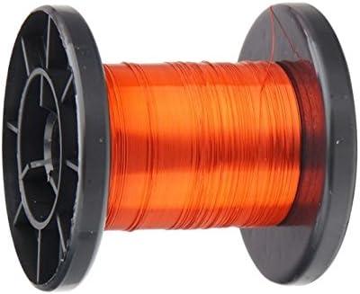 Arancione filo Ø 0,15mm VERNICE RAME 100m SU BOBINA