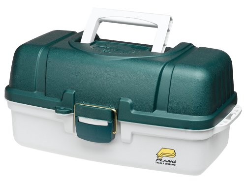 Plano 3-Tray Tackle Box, Outdoor Stuffs