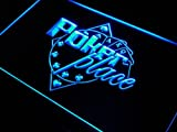 Poker Place LED Sign Neon Light Sign Display m059-b(c)