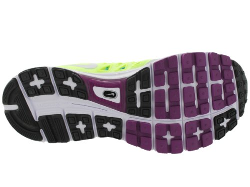 Nike Kvinnor Zoom Vomero 9 Löparsko Ren Platina / Volt / Knappt Volt / Vit