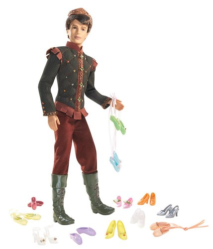 Barbie in The 12 Dancing Princesses: Prince Derek Doll