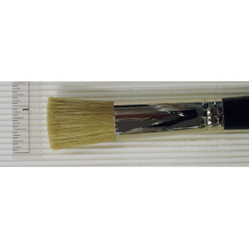 Robert Simmons Series 960 Decorator Stencil Brush 1 in. 4336890388
