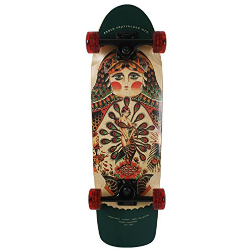 ARBOR Longboard GT PILSNER Tensor Trucks / Kryptonics Wheels