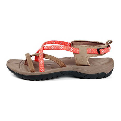 Image of Northside Womens Covina Sport Open Toe Strap Sandal