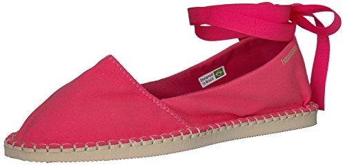 (Havaianas Women's Origine Slim Flip Flop Sandal, Coral, 40 BR (10 M US))