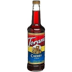 Torani Cherry Syrup, 750 Ml