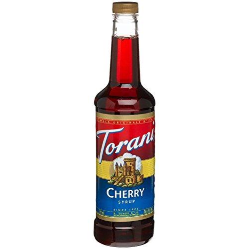 (Torani Cherry Syrup, 750 ml)