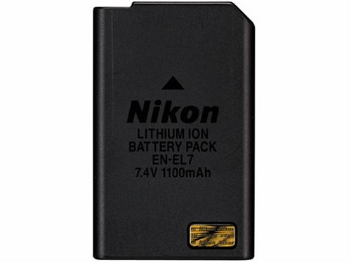 Nikon EN-EL7 Li-ion Rechargeable Battery for Coolpix 8400...