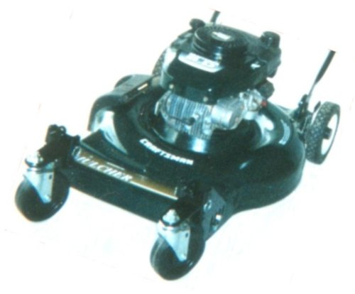 Self Propelled Cart >> Eazy Mow 396.001 Universal Lawn Mower Swivel Wheel Kit - Buy Online in UAE. | Products in the ...