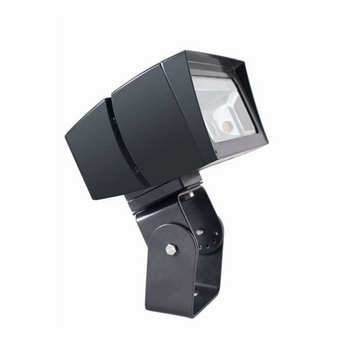 RAB Lighting FFLED39T Future Flood 39W Cool LED Trunnion, Bronze by RAB Lighting