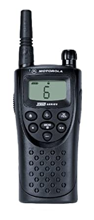 Motorola XU2600 6-Mile 6-Channel UHF Business Two-Way Radio