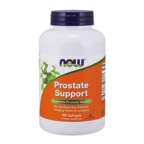 NOW Prostate Support,180 Softgels