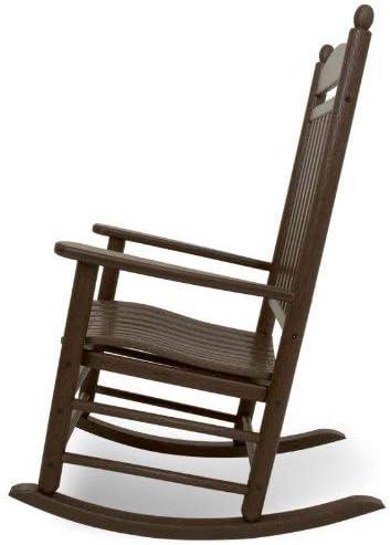 POLYWOOD J147MA Jefferson Rocking Chair Rocker