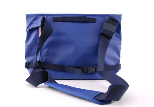 BREE, Messenger Bag, Melbourne 4 Navy (Blau)