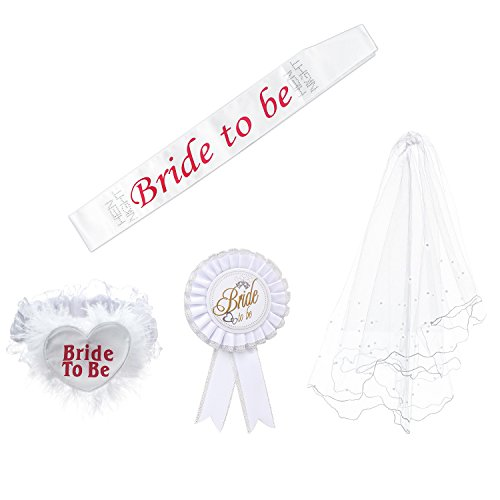 Garter Bachelorette Favors Bridal Decorations product image