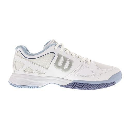 Womens Wilson Rush Shoe White Tennis Evo ZxgxE8