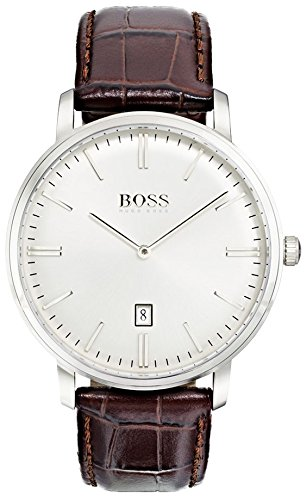Hugo Boss Leather Mens Watch 1513462
