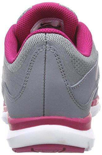 Nike Kvinna Flex Tränare 5 Sko Cl Grå / Sprt Fchs / Pnk Pw / Stlth