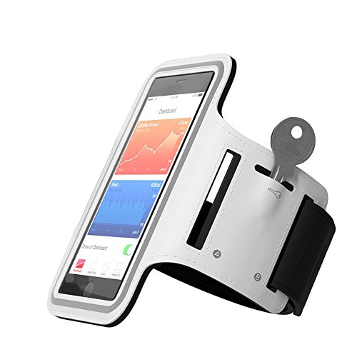 Home Comforts Print on Metal Smartphone Sports Armband Sport Jogging Run Print 12 x 18. Worry Free Wall Installation - Shadow Mount is Included.