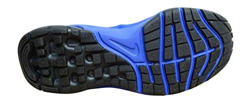 buy popular a7ddf bedc3 ... Nike Air Max Dynasty 2 Noir  Métallique Cool Gris  Paramount Bleu  Hommes Chaussures De ...