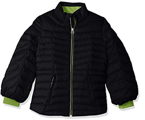 Usa Girls Black Down Jacket - 6