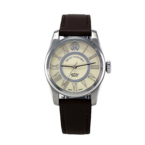 REVUE-THOMMEN-Womens-1040101-Millennium-Classic-Analog-Display-Swiss-Automatic-Brown-Watch