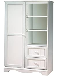 south shore savannah collection door chest pure white - Cheap Dressers For Sale