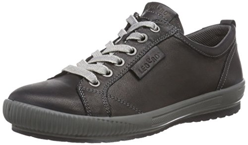 Legero Tanaro, Women's Low-Top Sneakers Black (Schwarz Kombi 02)