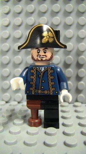 Lego mini figure [ Pirates of the Caribbean ] Hector Barbossa_B -