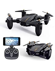 ACHICOO FQ777 FQ36 Mini WiFi met 720 p HD camera hoogte houden modus opvouwbare RC Drone Quadcopter RTF kindergeschenken